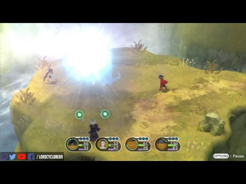 Lost Sphear Episode 2 (100% Trophy Run) [Twitch.tv/lordcyclone89]