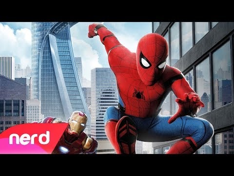 spider-man-homecoming-song-|-head-in-the-clouds-|-#nerdout-(unofficial-soundtrack)