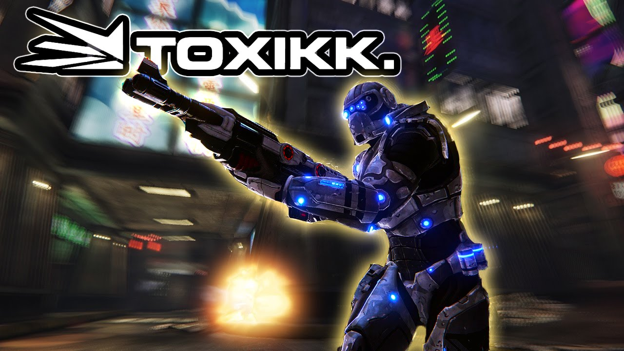 Image result for Arena shooter Toxikk is now live images