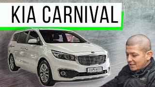 Обзор автомобиля Kia Carnival (3 поколение)!  Авто из Южной Кореи!  Vedanta Auto