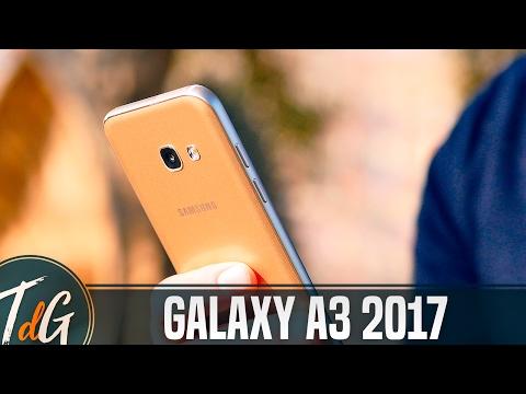 Samsung Galaxy A3 2017, sorteo y review en español