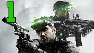 Let´s Play Splinter Cell Blacklist Homeland DLC Gameplay Deutsch Part 1