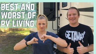 RV LIVING: THE BEST AND WORST OF 2019!