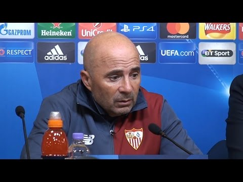 Leicester City 2-0 Sevilla (Agg3-2) - Jorge Sampaoli Full Post Match Press Conference