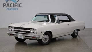 1965 Chevrolet Chevelle SS Convertible