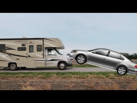 Vlune 6 - RV CRASH CAUGHT ON 10 CAMERAS?