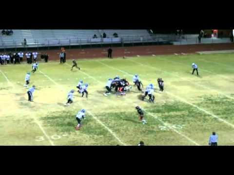Allen Vaiao Senior Football Highlights Desert Pines HS