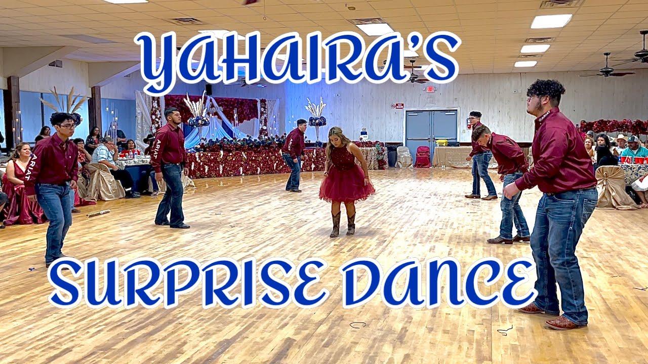 Yahaira's Quinceanera Surprise Dance 2021 (Cumbia, Huapango, Wepa, Tribal)