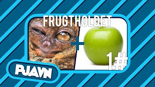Frugtholdet - 1# Monkapple (Abe + Æble)