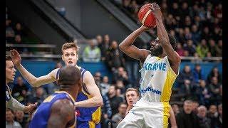 Топ моменти матчу Україна - Швеція (26.02.18)