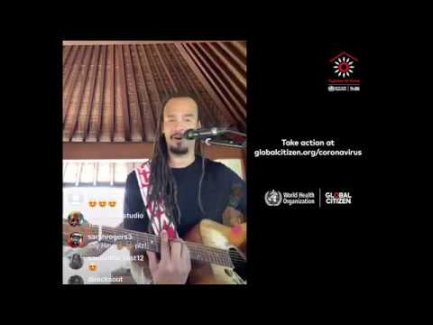 Together At Home With Michael Franti