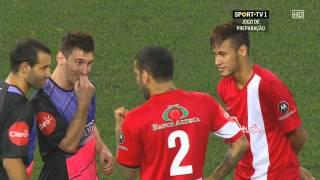 Neymar Team vs Messi Team 2013 HD(Ich habe dieses Video mit dem Video-Editor von YouTube (http://www.youtube.com/editor) erstellt., 2013-07-20T21:33:29.000Z)