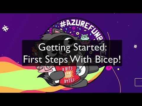 AzureFunBytes - Introduction to Bicep