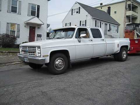 Square Body Chevy Crew Cab 1 of 3