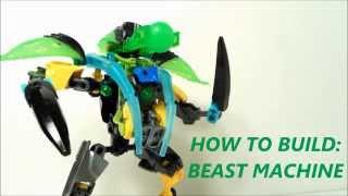 Bioformer Reviews: Beast Machine (Queen Beast / Crystal Beast) Part 2