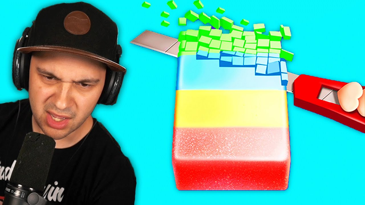 Download Playing The Most Oddly SATISFYING Video Games!