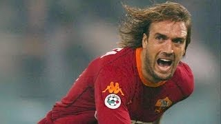 Gabriel Batistuta all 33 Roma goals! (2000/2003)
