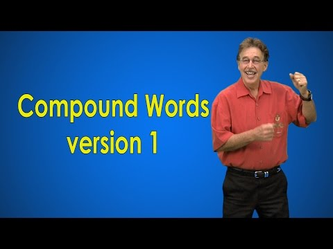 It's fun to make 2 words 1Version 1 | Compounds Words | Compound Words Song | Jack Hartmann