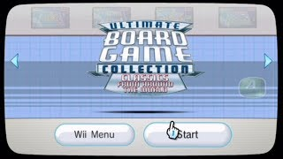 Ultimate Board Game Collection | Wii Wednesdays #19