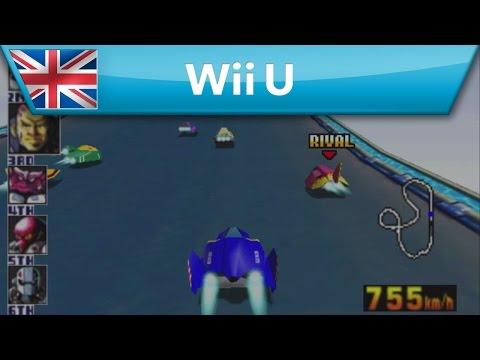 F-Zero X - 60fps Nintendo eShop Trailer (Wii U)