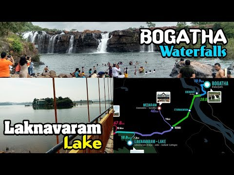 Bogatha Waterfalls Distance from Hyderabad | Laknavaram Lake  Warangal | Bogatha Khammam