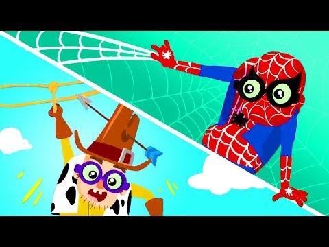 It's Halloween!   Help Spooky to choose his Halloween Costume   Superzoo