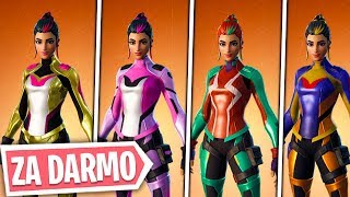 HOW to UNLOCK ALL STYLES of SKINA SINGULARITY * UTOPIA *-MASKS/HELMETS LOCATIONS in FORTNITE