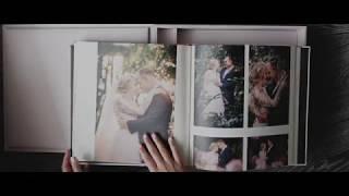 Ekskluzywna fotoksiążka ze zdjęciami - Twój wymarzony ślub