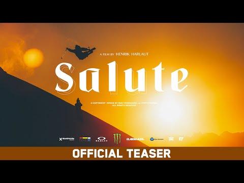 SALUTE – Featuring Henrik Harlaut – Official Teaser