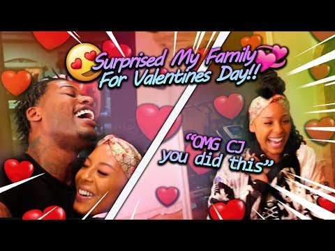Surprising My Wife & Kids For Valentines Day! thumbnail