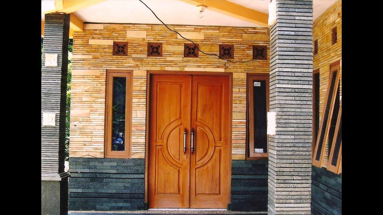 620 Koleksi Gambar Depan Rumah Minimalis Modern Gratis Terbaru