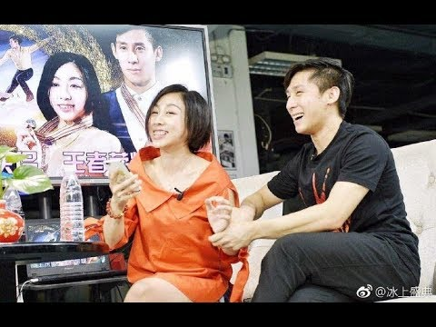 "Wenjing Sui Cong Han Interview w/Eng Subs "" He was an angry brother on our first day"""