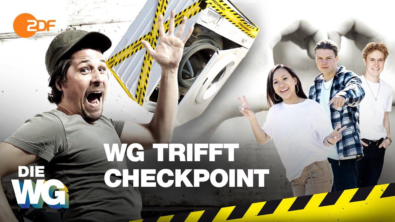 DIE WG trifft Checkpoint