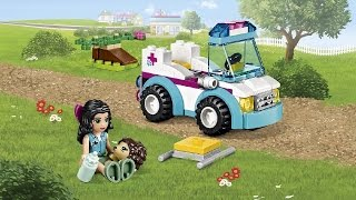 LEGO FRIENDS 2015 / Ветеринарная скорая помощь / 41086 / Mobile Pet Care / НОВИНКА!!!