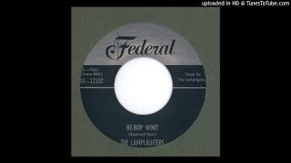 Lamplighters, The - (Be - Bop Wino) - 1953