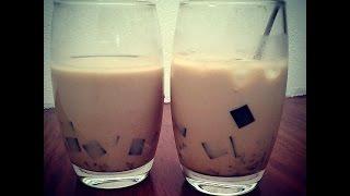 Cách làm trà sữa thạch phô mai DỄ DÀNG MÀ LẠI NGON