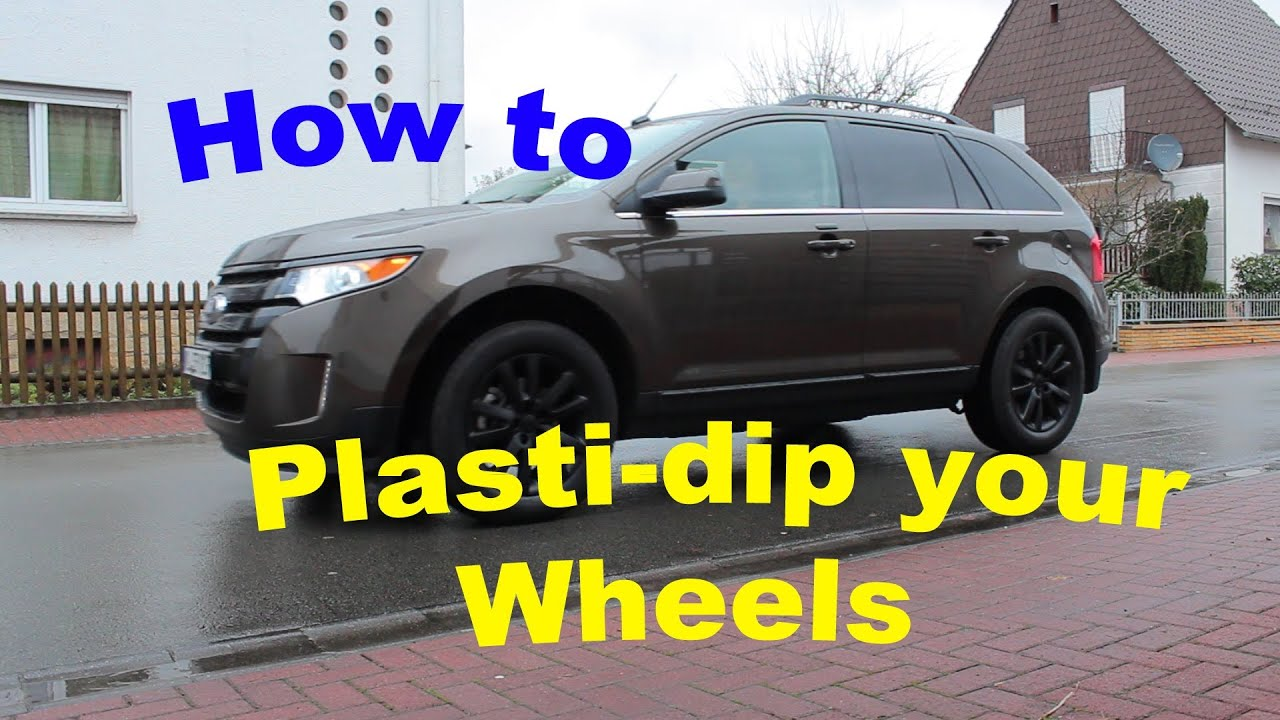 Image Result For Ford Edge Black Rims