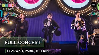 FULL CONCERT PARIS, PEARWAH, BILLKIN [ Live at BMMFX 2019 ]