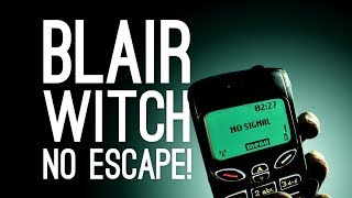 Blair Witch Gameplay: NO ESCAPE! NO PIZZA! (Let's Play Blair Witch Episode 3)