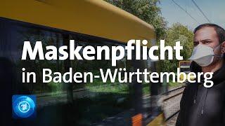 Maskenpflicht in baden-württemberg? pressekonferenz mit ministerpräsident kretschmann.