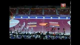 Испания-Белоруссия / Чемпионат мира по гандболу 2015 /16.01.2015 [RUS]