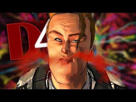 TOSSICI IN AEREO!   D4: Dark Dreams Don't Die #5