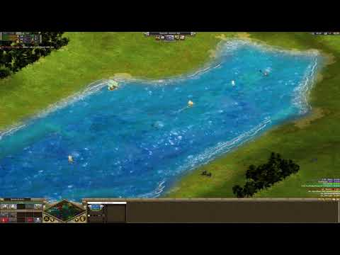 [Rise Of Nations] Nomad 4vs4: AS Clan (Great Lakes)