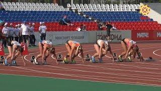 В Чебоксарах стартовал Чемпионат России по легкой атлетике