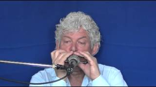Tims Tiny Tunes #249 | SAMBA, level 4, Harmonica play-along lessons | Jazz harmonica licks (lr)