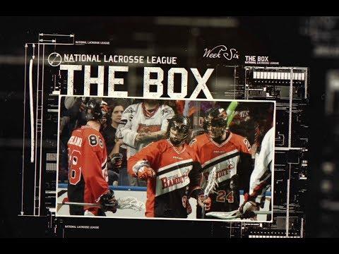 THE BOX: Vancouver Stealth @ Buffalo Bandits - Week 6