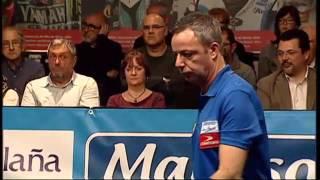 Dick Jaspers vs Rubén Legazpi  Ciudad de Barcelona 12 2015 SF1