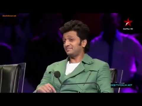 India's dancing superstar 2013 robotics dance Amardeep