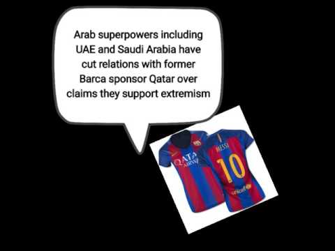 Why Are Barcelona Jerseys Banned From Saudi Arabia? Here Is why!