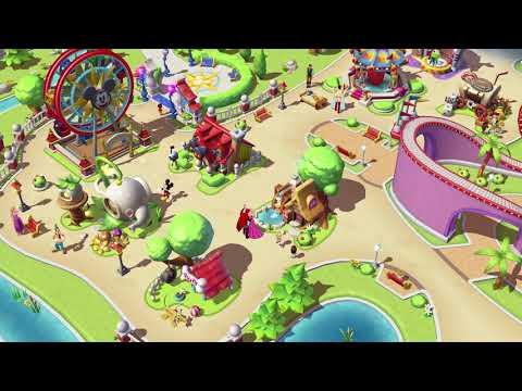 Disney Magic Kingdoms: Build Your Own Magical Park - Apps on